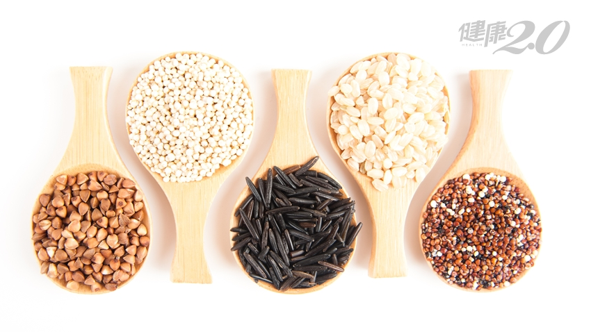 吃對五穀雜糧,精神好、養好菌!營養師「配對吃法」助瘦身