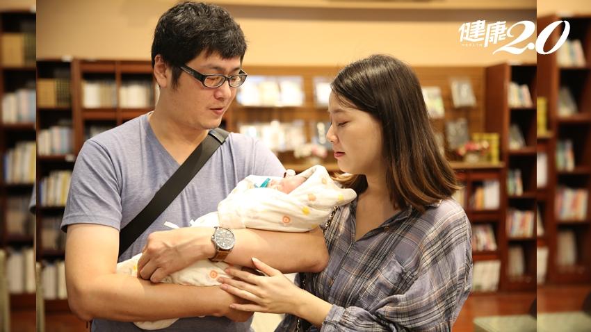 新生兒忘記呼吸、醫師揪出先天性心臟病 高難度心導管手術成功救治