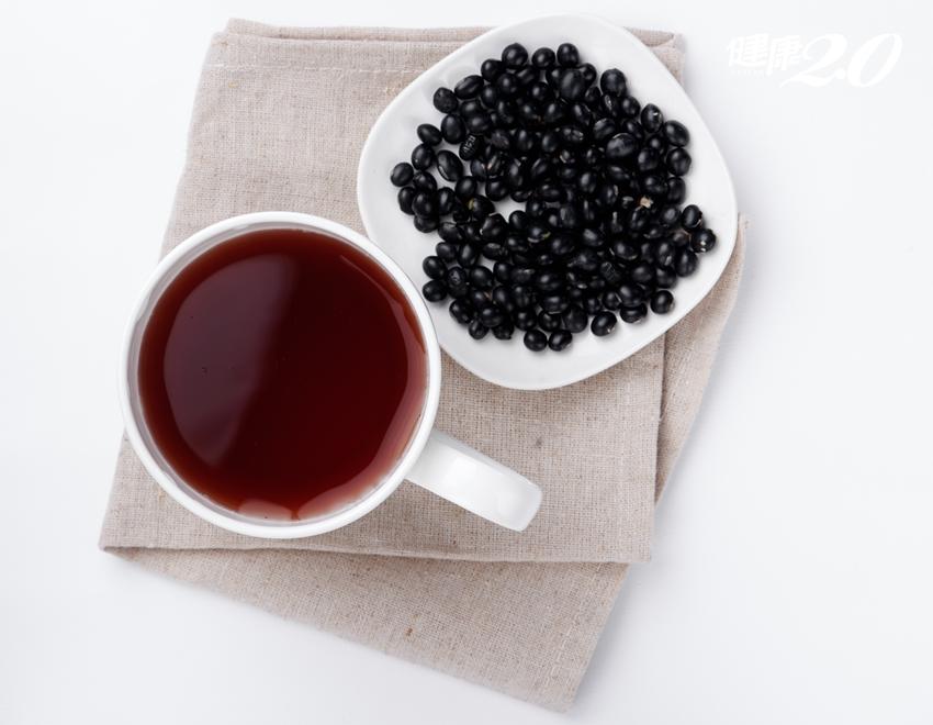 半夜腿抽筋?按這裡快速解痛、平時喝黑豆茶當保養