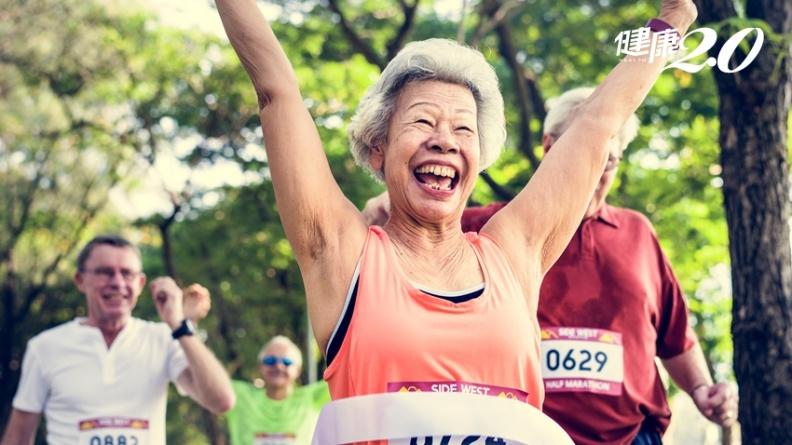 不老傳奇!95歲老奶奶跑百米僅20秒 專家解強身奧妙