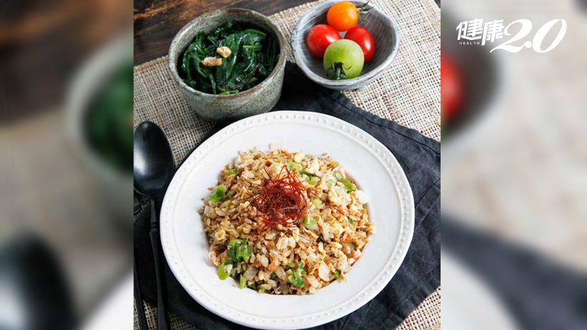 自煮「增肌減脂」瘦身餐 一飯一菜輕鬆搞定!