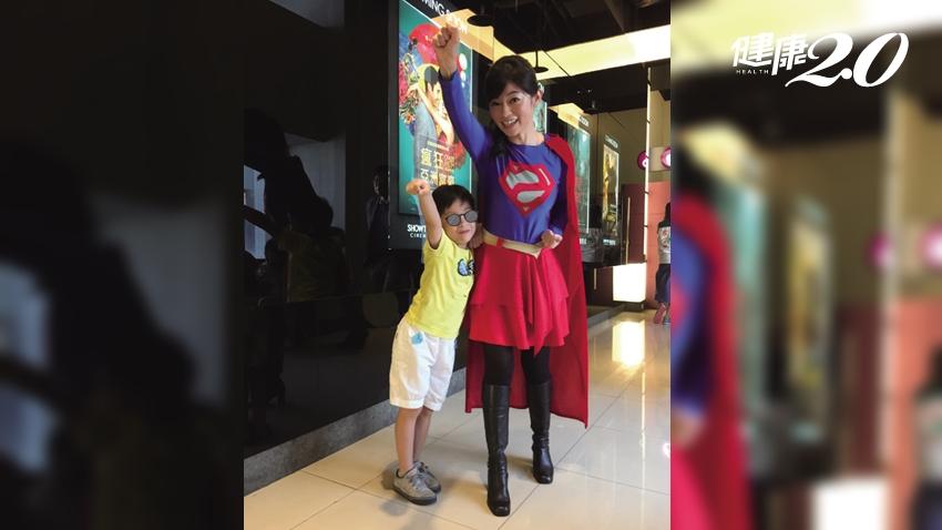 職業婦女真心話:想當神力女超人,卻變成「不定時炸彈媽媽」