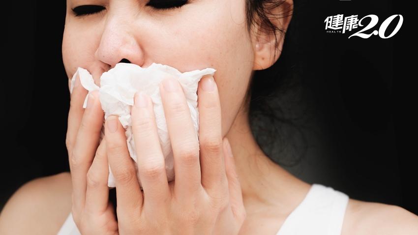 咳嗽老是好不了?中醫師教你依痰色選對食物吃 好的快