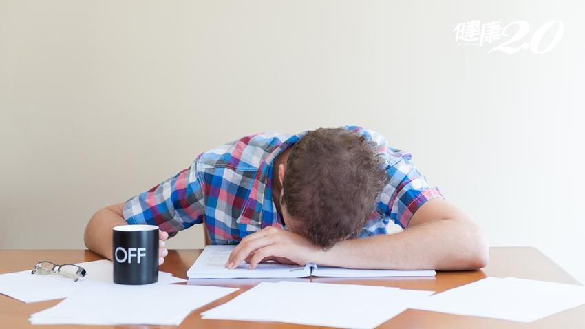 你睡眠不足?小心血管變厚變硬 中風也有你的份
