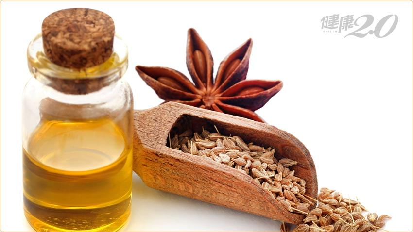 秋冬腸胃較敏感 善用「茴香」精油緩解腹絞痛、脹氣、打嗝
