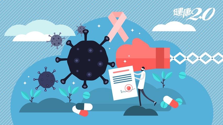 當癌症來襲…為什麼化療、放療、標靶、手術樣樣都得做?