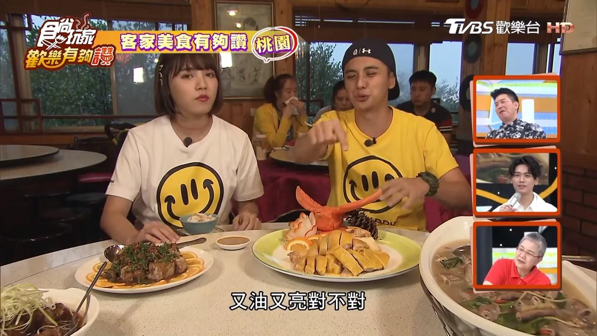 客家菜老店自己養雞種菜!必吃白斬文昌雞、冰糖紅燒爌肉、桔葉炒粉腸