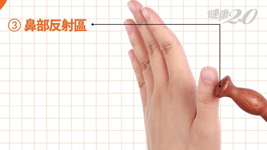 好像感冒了!快按「手掌5處」 提升免疫力、緩解症狀!