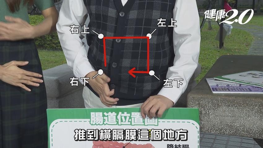 便便紅色是大腸癌?江坤俊教你觀察3重點 看出腸癌警訊