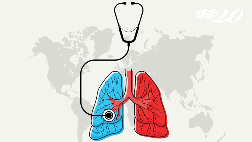 11月12日世界肺炎日!「這習慣」你有嗎?小心肺炎機率高4倍