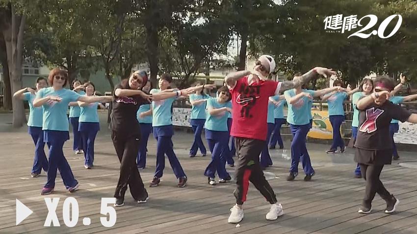 跟著「細妹按靚」輕快的音樂 MAX老師教你舞出熱情與活力