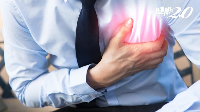 流感出現胸痛症狀?「這種併發症」短短2天就危及性命!