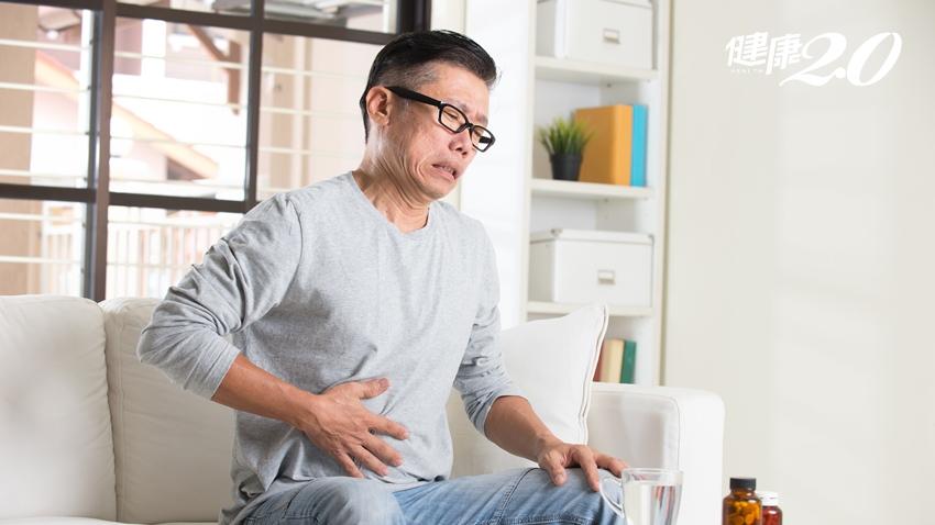 他右下腹劇痛竟是腎臟中風!易被忽視 ,5種人要注意