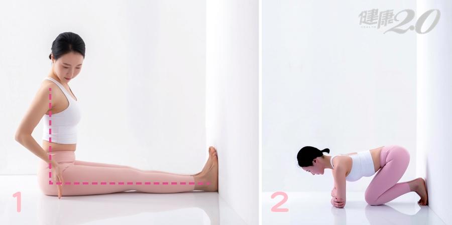 「倒立」也能消下半身水腫、腿勻稱,韓星都在練!