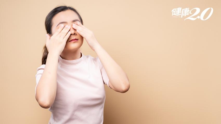 他才國二,就白內障、視網膜剝離險失明 與長期使用這藥有關