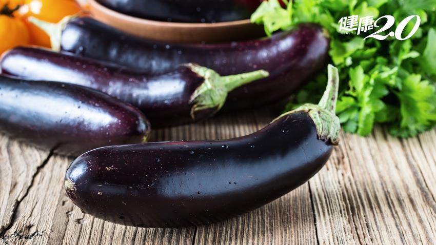 「血管清道夫」茄子還能抗癌,加熱後效果不打折!