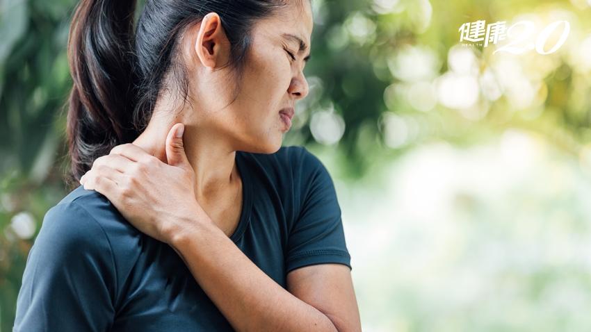 手舉不起來,小心變退化性關節炎! 醫師提出3種療法