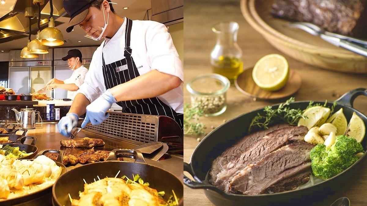超狂「全世界和牛料理」吃到飽!超澎派「和牛八吃」鐵板、牛舌、牛肉湯這裡吃