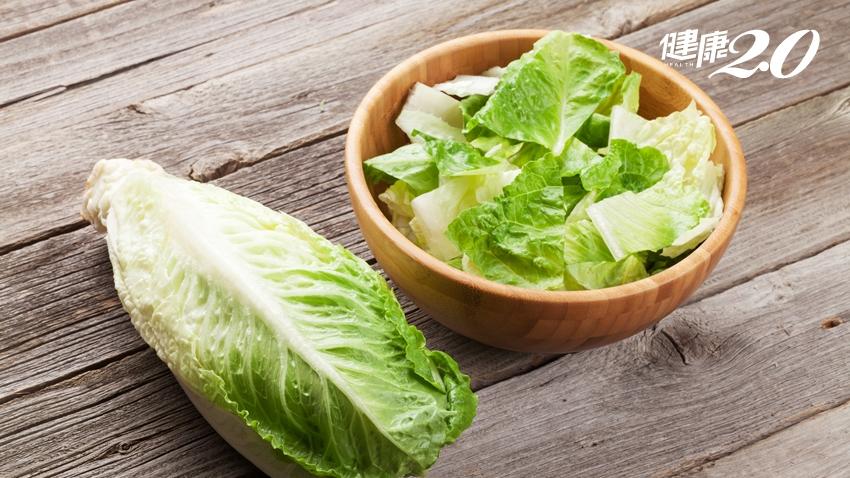 美國蘿蔓生菜又爆大腸桿菌污染!毒物專家:不是煮熟就沒事