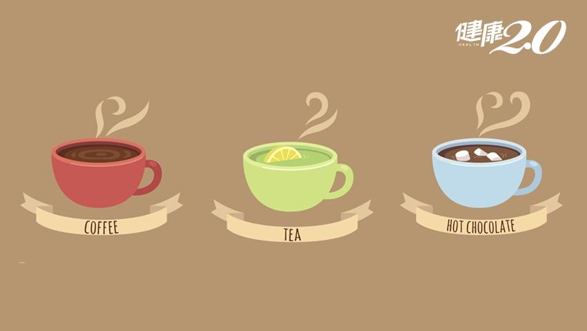 喝咖啡提神?咖啡因代謝速度緩慢,小心3大副作用