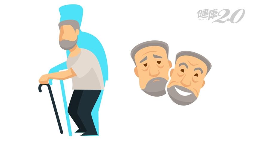 啤酒肚、老倒縮、性慾低恐是「男性更年期」 1種治療能緩解
