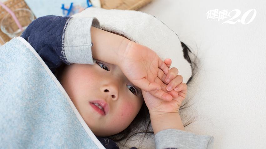 冬天到了!家有幼兒慎防2種流行病,最有效預防法是它
