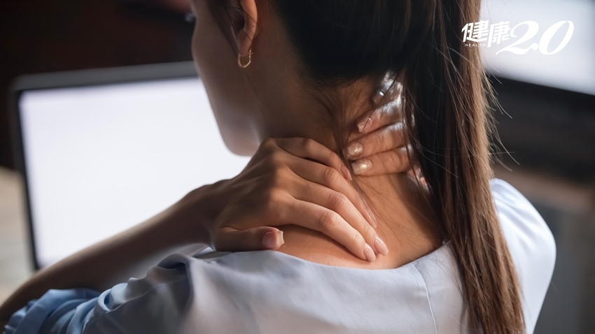 肩頸痠痛有7種,趕快找出你是哪一種就有救了