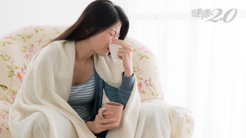 喝感冒熱飲,小心你的肝!專家:別和這些藥混吃