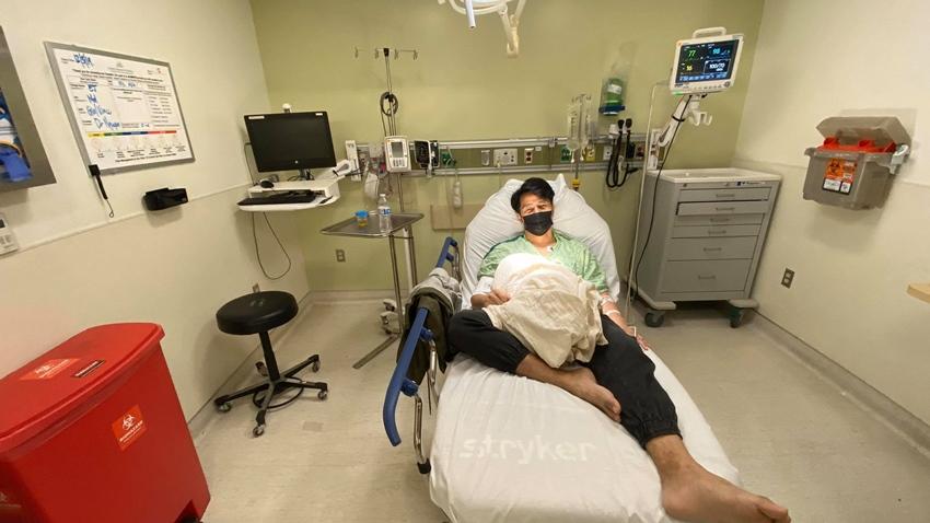 郭彥甫驚傳感冒心臟痛,差點沒命!醫:出現3症狀恐心肌炎 快就醫