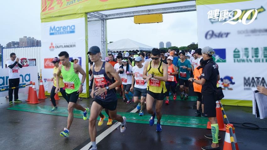 台灣人瘋路跑!不只要補水,3種營養補充不能少