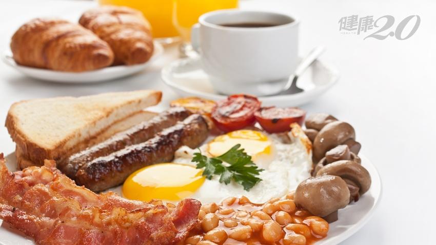 吃早餐可以預防膽結石 營養師教你快速又營養的早餐