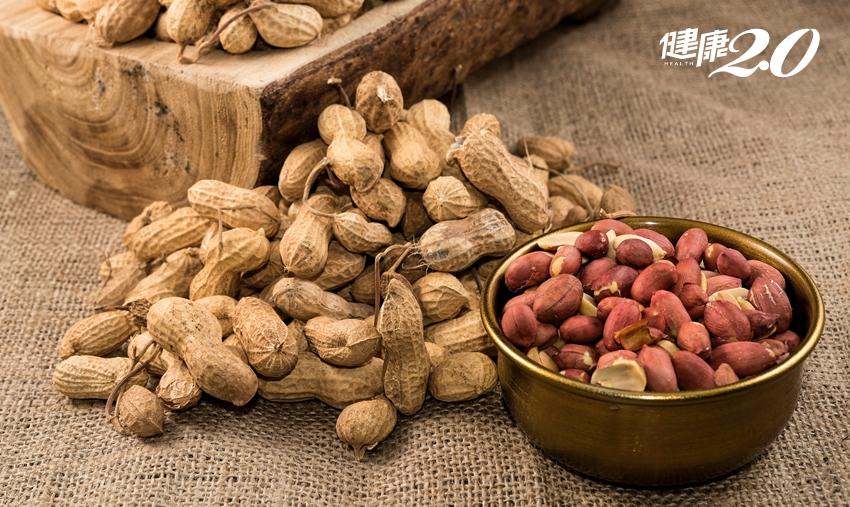 「長生果」花生養血補虛、高纖、高蛋白 8種人都該吃!