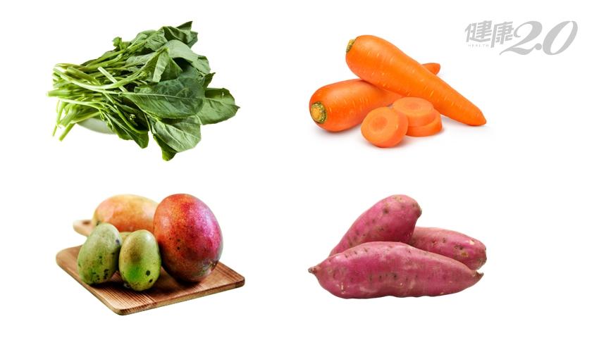 冬天PM2﹒5來勢洶洶 3大類養肺蔬果幫你「消災」