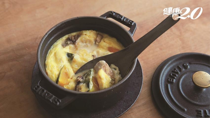經常覺得很累?「一碗蒸蛋」甩慢性疲勞、溫熱身體