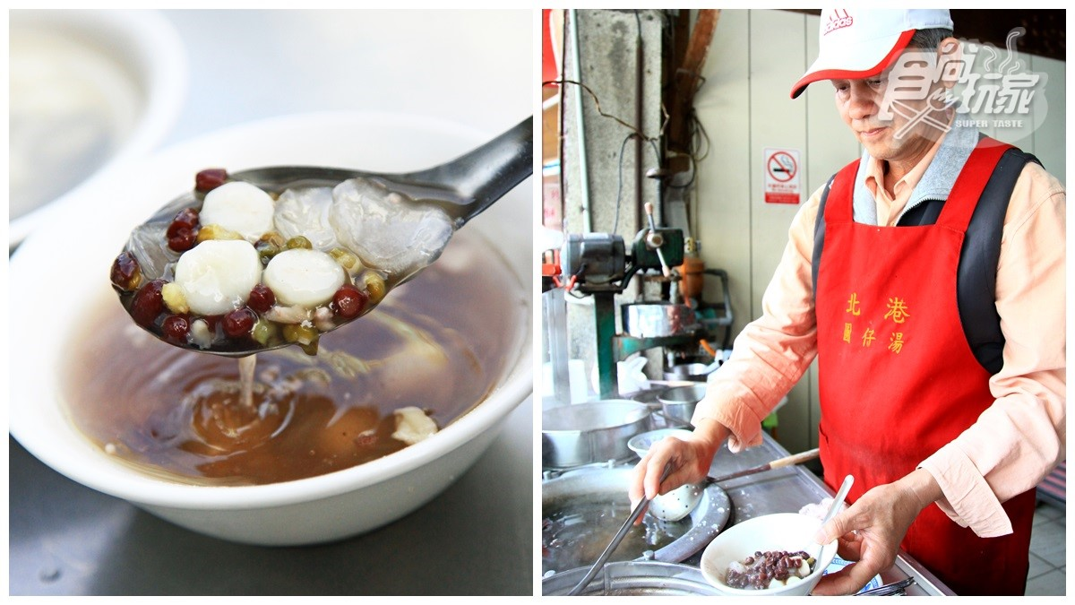 冬至就要吃湯圓!全台14家人氣名店:酒釀金沙、冰火湯圓、30元圓仔冰