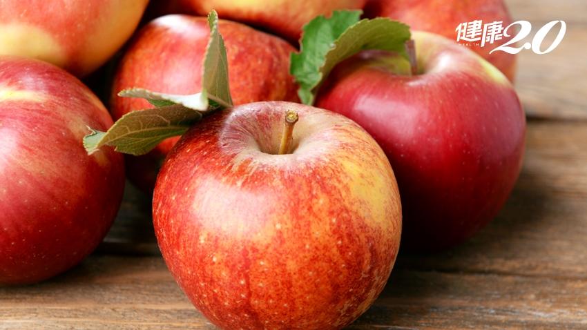 美國癌症學會也推!蘋果是「記憶果」有益大腦、防高血壓
