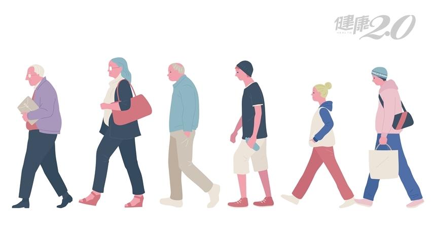 9種走路方式,揪出潛藏健康危機