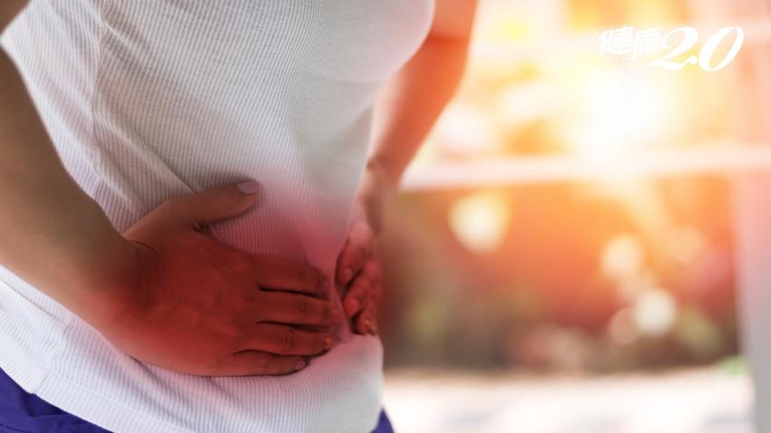 阿伯腸扭轉「痛到連屁都放不出來」 這習慣改變就得當心