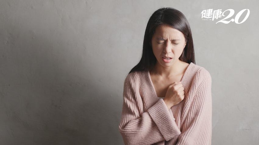 只是喘一點沒關係?這年紀的女性常因「它」腎動脈狹窄、肺部鬧水災