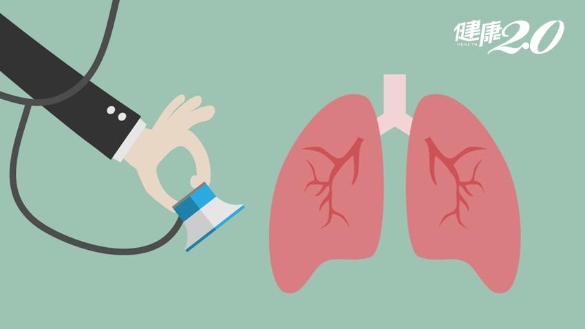 全台40萬肺阻塞潛在患者!1分鐘「爬樓梯」自我檢測