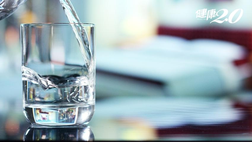 喝白開水排毒、抗癌9大好處 「3個時間」一定要來一杯!