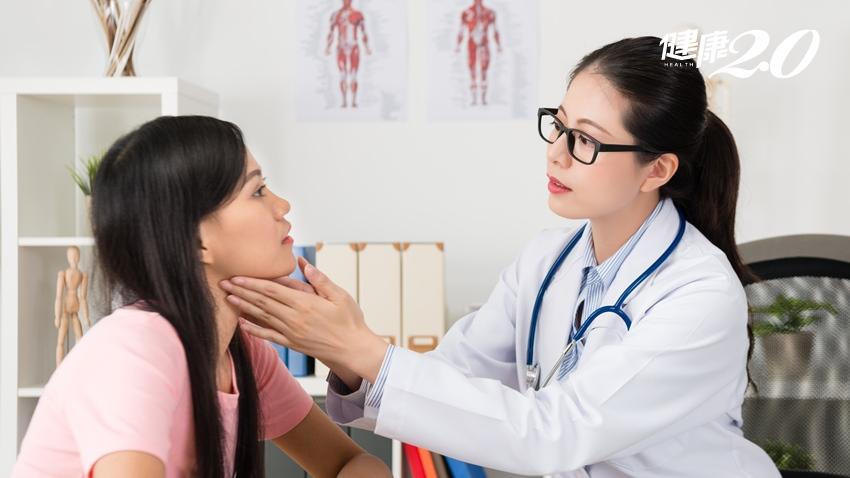 怕變胖甲狀腺亢進不治療?小心焦慮、骨鬆、腹瀉…跟著來 還有致命危機