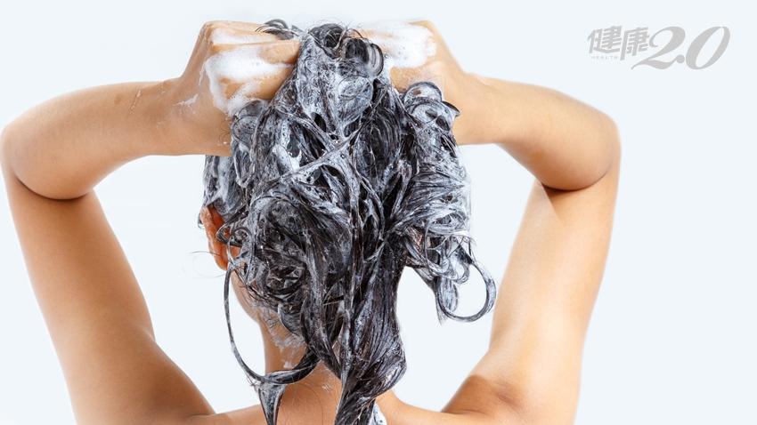 為什麼頭皮會長痘痘?很多人不會洗頭 難怪愈洗愈油