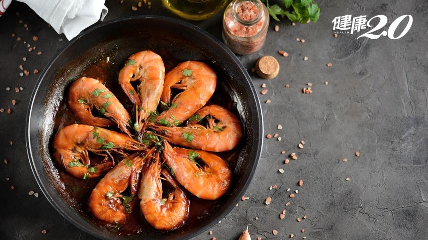 春節吃蝦「長壽」!草蝦呵護心血管,不要跟這食物同吃