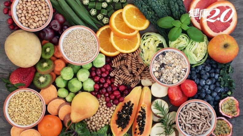 有吃菜纖維質不一定夠!8種高纖食物一匙助達標 營養師傳授3招輕鬆補足膳食纖維