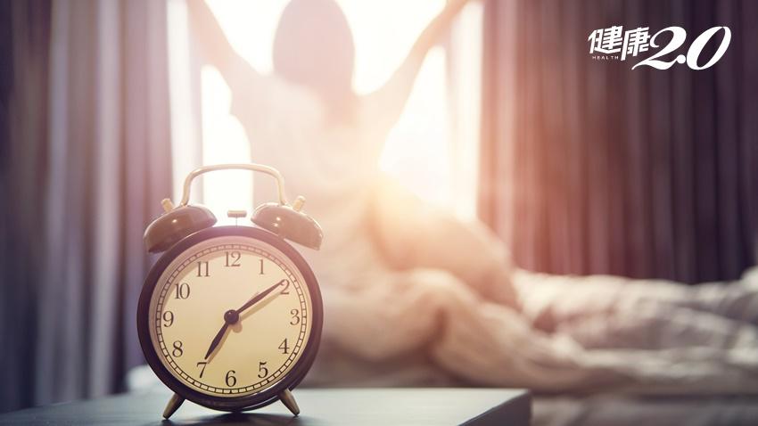 晚上有睡好嗎?5項自我檢核,最佳睡眠公式是它