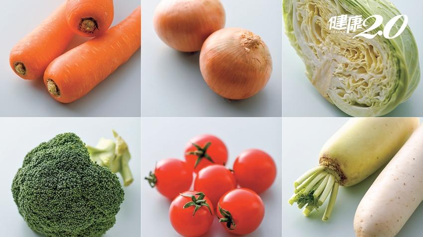 神奇「瘦肚湯」風靡日本!6大低卡蔬菜 營養湯底大公開