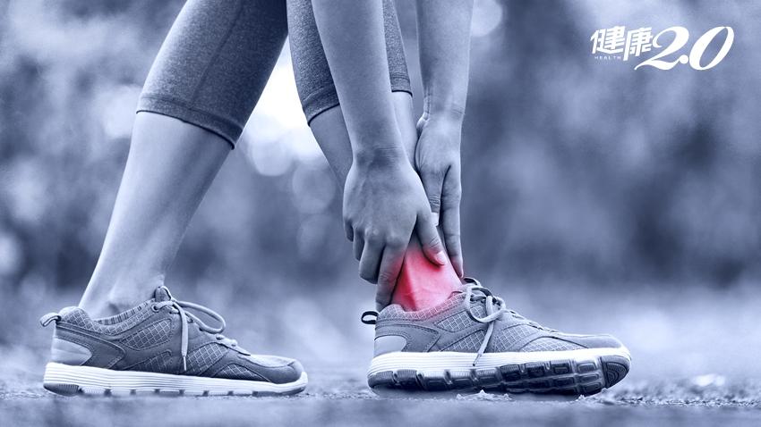 腳踝扭傷後,冰敷就沒事?醫師教你自救法、出現3情形快就醫