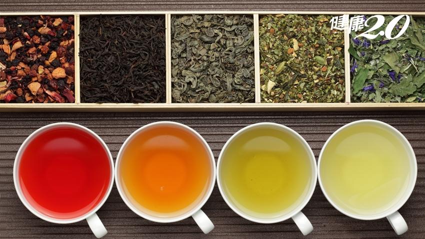 喝茶排毒:紅茶、綠茶、烏龍茶各有什麼養生功效?