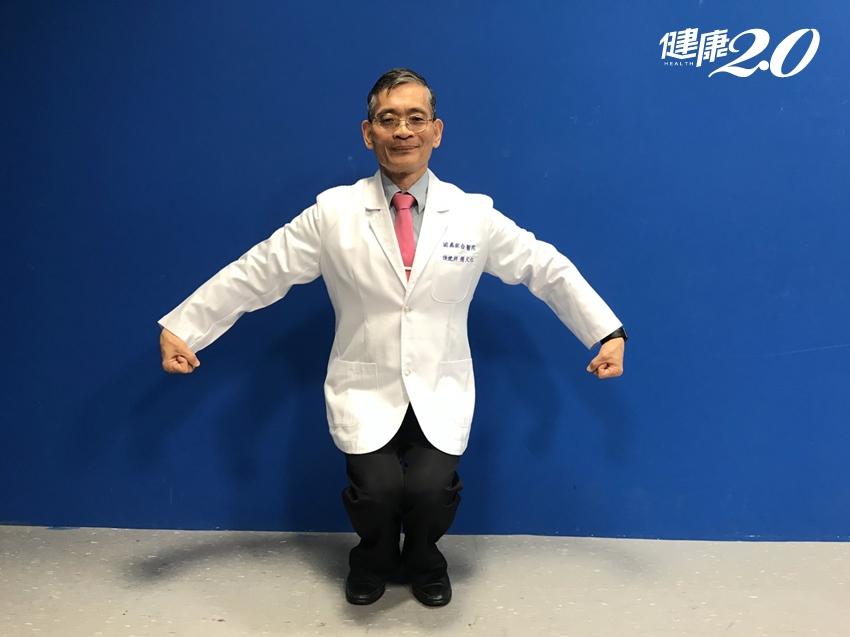 來了!簡文仁開運鼠年如意操 4招強化心肺、協調平衡
